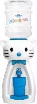 Кулер Акваняня Кошка (белая с голубым)