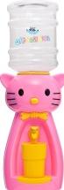 Кулер Акваняня Кошка (розовая с желтым)