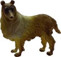 Фигурка Little Zu Домашние животные Колли