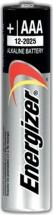 Батарейка Energizer Max AАA LR03 алкалиновая 1 шт