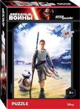 Пазлы Steppuzzle Disney Звездные войны  54 элемента