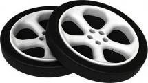 Объемные пластиковые колеса комплект 2 шт