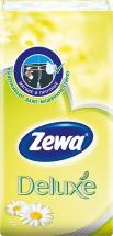Носовые платки Zewa Deluxe Ромашка 10 шт