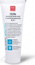 Гель New Code антисептический с хлоргексидином 30 мл туба