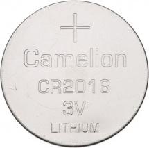 Батарейка Camelion CR2016 литиевая 1шт