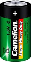 Батарейка Camelion R14 солевая 1шт