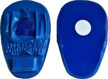 Лапы боксерские Leosport Мaster пара 21х34 см, синий