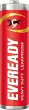 Батарейка Eveready AAA солевая 1 шт