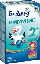 Сухая смесь Беллакт Иммунис 2+ с 6 до 12 мес 400 г