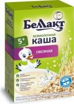 Каша Беллакт безмолочная овсяная с 5 мес 200 г