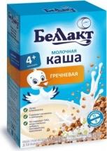 Каша Беллакт молочная гречневая с 4 мес 200 г