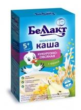 Каша Беллакт молочная кукурузно-овсяная с грушей с 5 мес 250 г